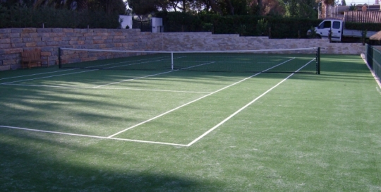 quinta do lago tennis court