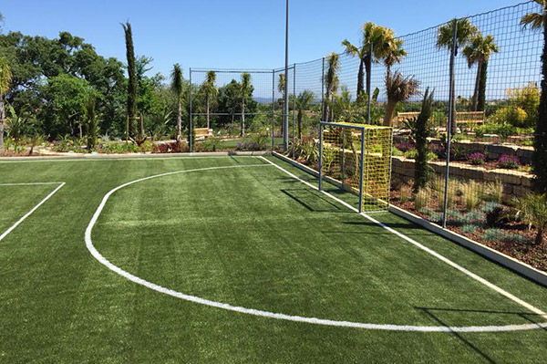 Synthetic Sports Surfaces