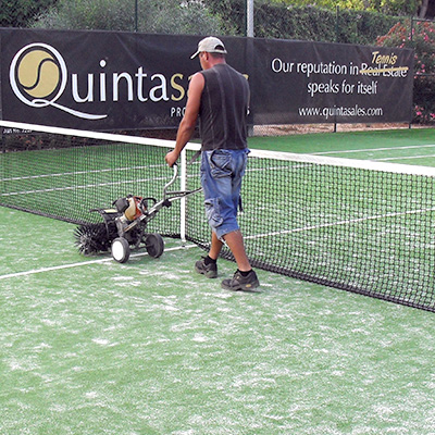 Tennis Courts Maintenance