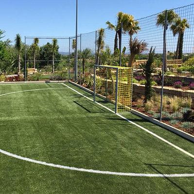 superfície sintéticos para desportes - futebol
